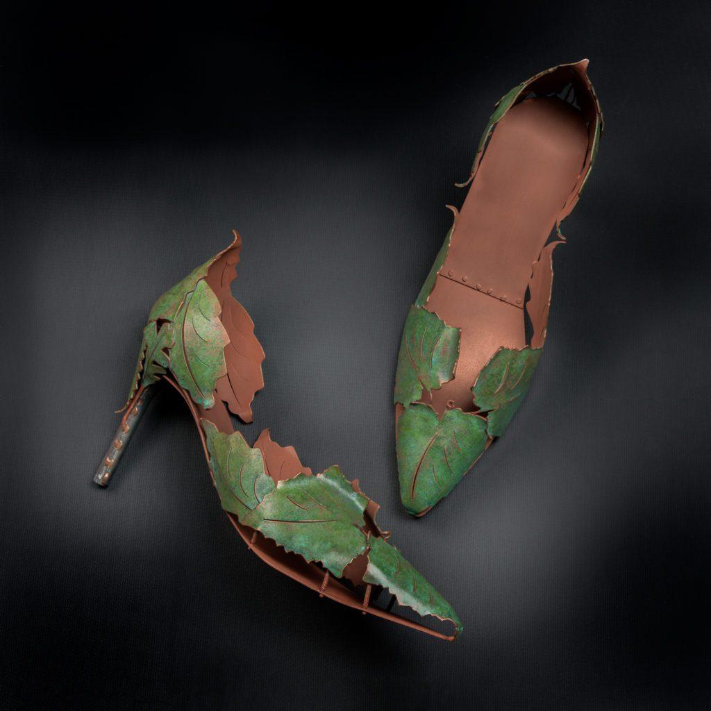Leaf Heels