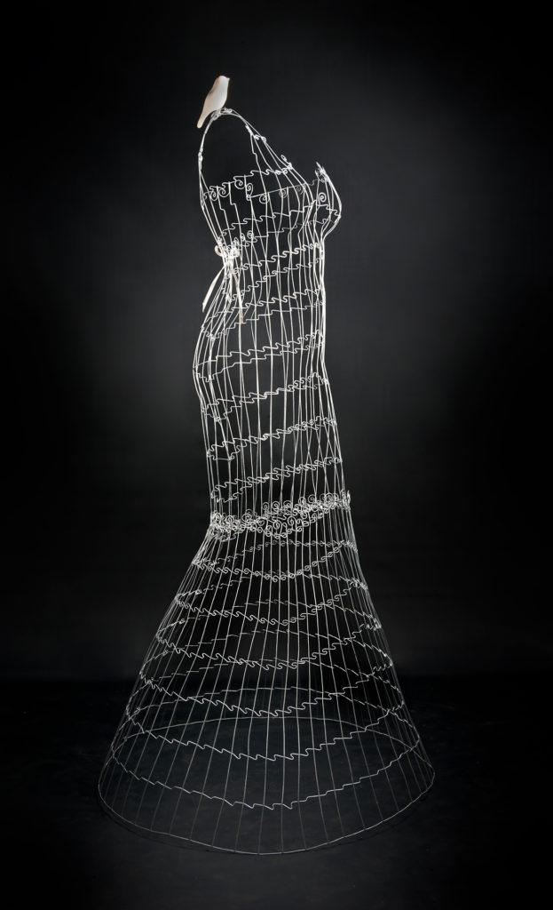 Borja Ghost Dress10-19-10-ZAPP